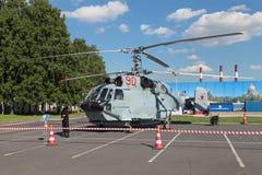 钾31直升机 图库摄影