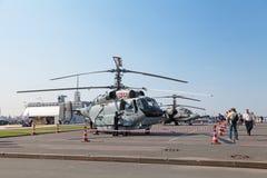 钾31直升机 免版税库存照片
