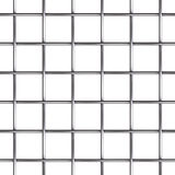 铁丝网无缝的样式 免版税库存图片