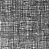 铁丝网滤网样式,徒手画的被画的图象,数位重新灌录的黑白纹理 向量例证