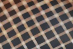 铁丝网迷离 库存照片
