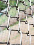 铁丝网 免版税库存图片