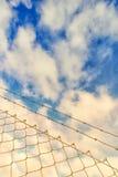 铁丝网14 免版税图库摄影