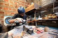 铁匠 免版税库存图片