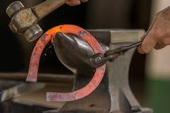 铁匠 图库摄影
