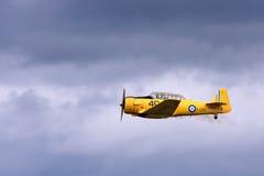 哈佛飞机 免版税图库摄影