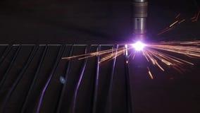 铁器的自动工作 影视素材