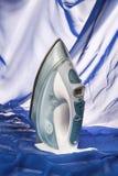 铁在黑海的颜色的织品站立 库存图片