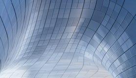 铁墙壁背景 免版税图库摄影