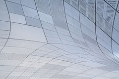 铁墙壁背景 免版税库存图片