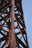 铁柱子 库存图片