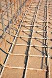 铁栅栏 免版税图库摄影
