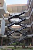 铁楼梯 库存图片