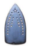 铁老熨斗底板蒸汽 库存图片