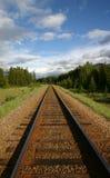 铁路运输乘坐 库存照片