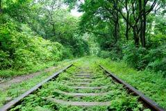 铁路运输方式 免版税库存图片
