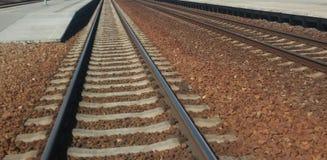 铁路运输 免版税库存图片