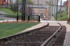 铁路运输1 免版税库存图片