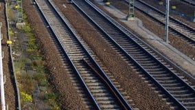 铁路铁轨 股票视频