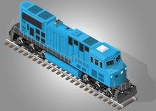 铁路货物运输 皇族释放例证