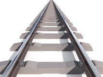 铁路 向量例证
