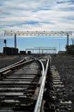 铁路 图库摄影