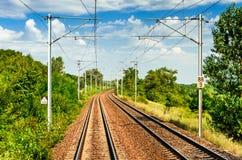 铁路 库存图片