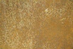 铁锈无缝的纹理 库存照片