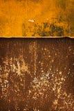 铁锈纹理 图库摄影