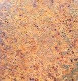 铁锈背景和铁锈样式 库存照片