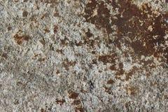 铁锈水泥 库存图片