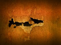 铁锈 免版税图库摄影