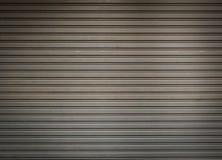 铁门 免版税图库摄影
