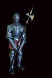 铁骑士矛 免版税库存图片
