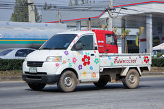 铃木运载卡车 免版税库存照片