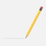 铅笔传染媒介 库存照片