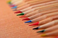 铅笔技巧 免版税图库摄影