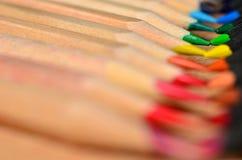 铅笔技巧 库存照片
