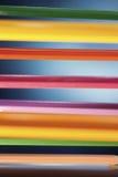 铅笔条纹 免版税图库摄影