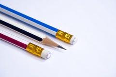铅笔的鸟嘴 库存图片
