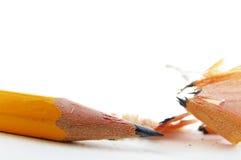 铅笔锐利 图库摄影