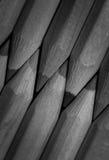 铅笔-黑白照片 图库摄影