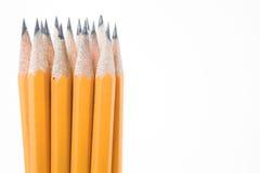 铅笔 库存图片