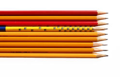 铅笔 图库摄影