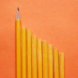 铅笔 免版税库存图片