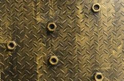 铜和坚果 免版税图库摄影