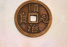 铜现金 库存图片