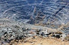 铜矿猎物 库存照片