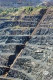 铜矿猎物 免版税库存照片