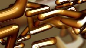 铜行动背景 股票视频